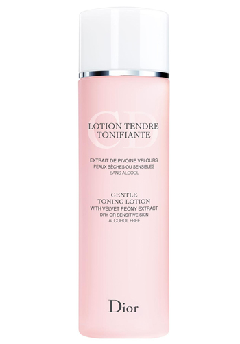 Dior Jemná pleťová voda Lotion Tendre Tonifiante (Gentle Toning Lotion) 200 ml