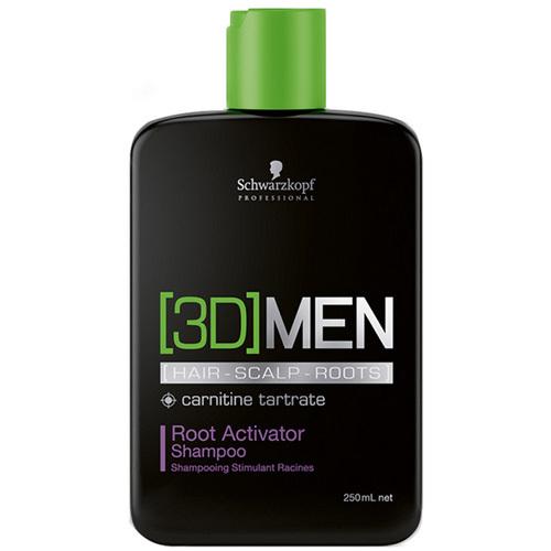 Schwarzkopf Professional Aktivační šampon pro muže 3D (Root Activator Shampoo) 1000 ml