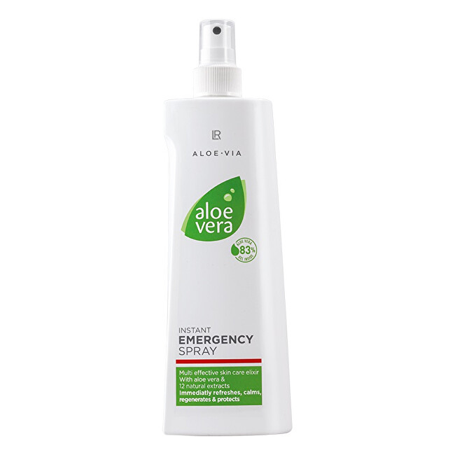 "LR health & beauty Aloe Vera Sprej ""první pomoci"" Aloe via (Instant Emergency Spray) 400 ml"
