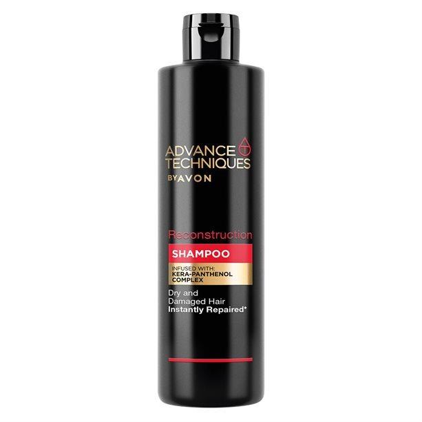 Avon Obnovujúci šampón pre poškodené vlasy (Reconstruction Shampoo) 400 ml