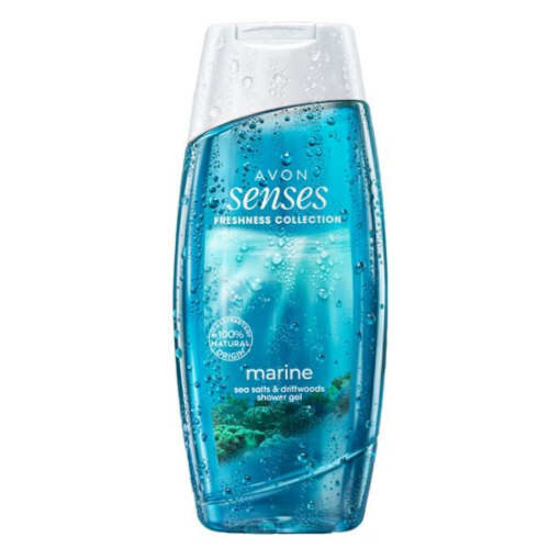 Avon Sprchový gél Marine Sea Salts & Driftwoods (Shower Gel) 250 ml