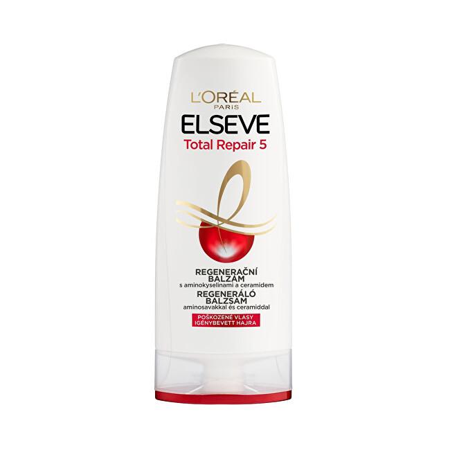 L´Oréal Paris Balzám na poškozené a oslabené vlasy Elseve (Total Repair 5) 400 ml