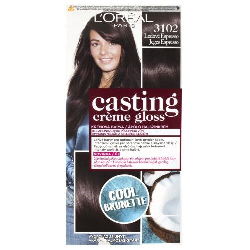 L´Oréal Paris Barva na vlasy Casting Crème Gloss 600 Světlý kaštan