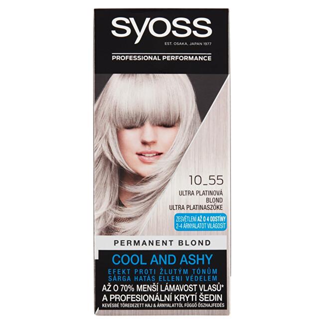 Syoss Barva na vlasy 13-5 Platinový zesvětlovač