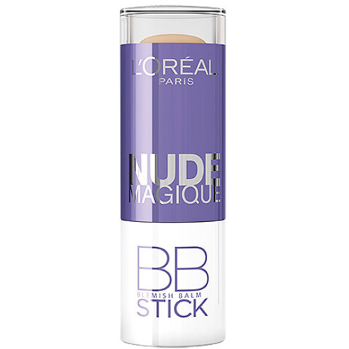 Loreal Paris BB korektor (Nude Magique BB Blemish Balm Stick) 9 ml Medium