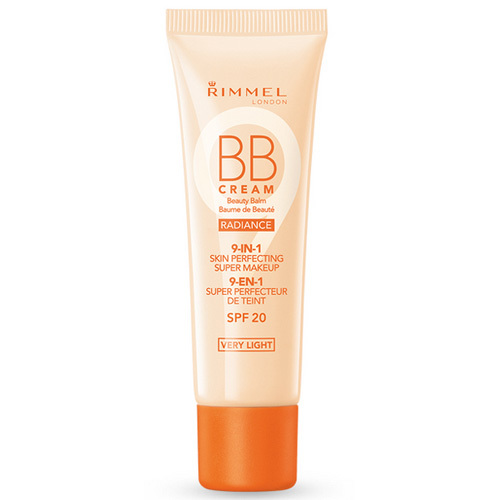 Rimmel BB krém 9v1 Radiance SPF 20 (Beauty Balm) 30 ml