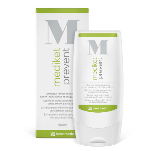 Mediket Šampon k prevenci proti lupům Mediket Prevent (Shampoo) 100 ml