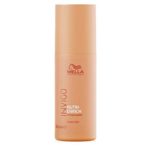 Wella Professionals Bezoplachový balzám pro suché a poškozené vlasy Invigo Nutri-Enrich (Wonder Balm) 150 ml