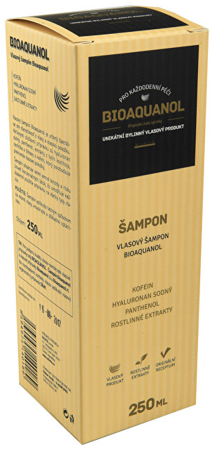 Bioaquanol Bioaquanol Vlasový šampón 250 ml