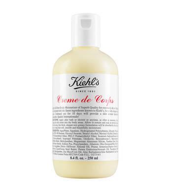 Kiehl´s Bohaté telové mlieko s beta karoténom ( Body Lotion with Cocoa Butter and Beta-Carotene) 250 ml