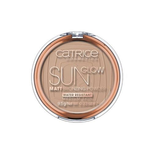 Catrice Bronzující pudr Sun Glow (Matt Bronzing Powder) 9,5 g 030 Medium Bronze