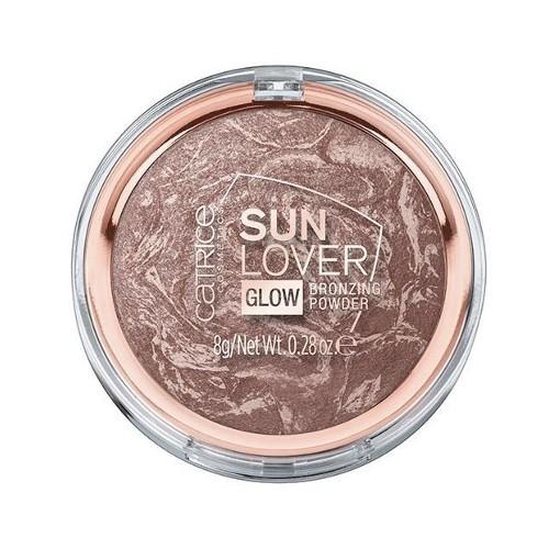 Catrice Bronzující pudr Sun Lover Glow (Bronzing Powder) 8 g 010 Sun-Kissed Bronze