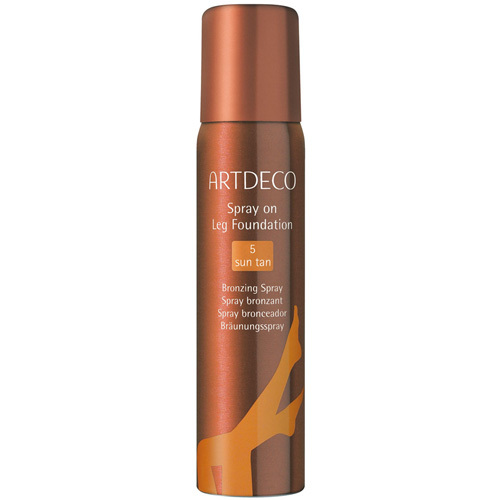 Artdeco Bronzující sprej na nohy (Spray On Leg Foundation) 100 ml