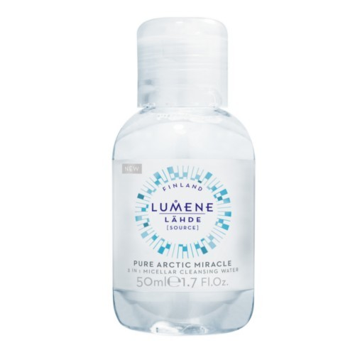Lumene Čisticí micelární voda 3 v 1 Source Of Hydration (Pure Arctic Miracle 3 In 1 Micellar Cleansing Water) 500 ml
