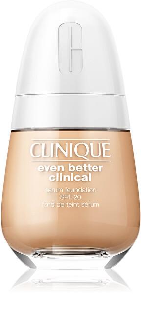Clinique Ošetrujúce make-up SPF 20 Even Better Clinical (Serum Foundation) 30 ml CN 10 Alabaster
