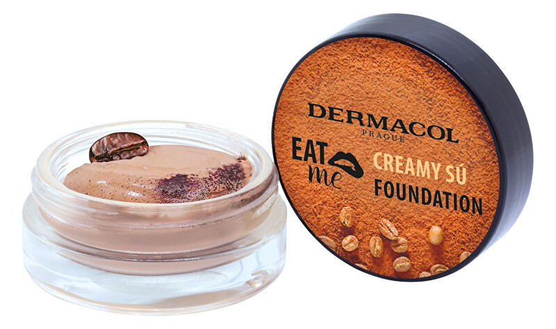 Dermacol Krémový make-up Eat Me (Creamy Sú Foundation) 10 ml 02