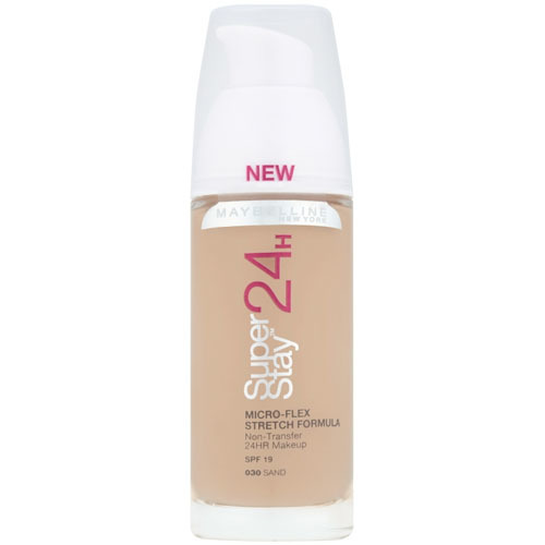 Maybelline Dlouhotrvající make-up Superstay 24h SPF 19 (Flawless Wear Foundation) 30 ml 020 Cameo