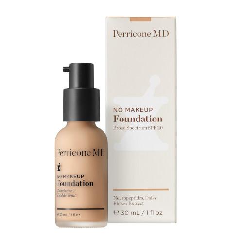 Perricone MD Dlouhotrvající tekutý make-up pro perfektní vzhled No Makeup SPF 20 (Foundation) 30 ml Fair-Light Ivory