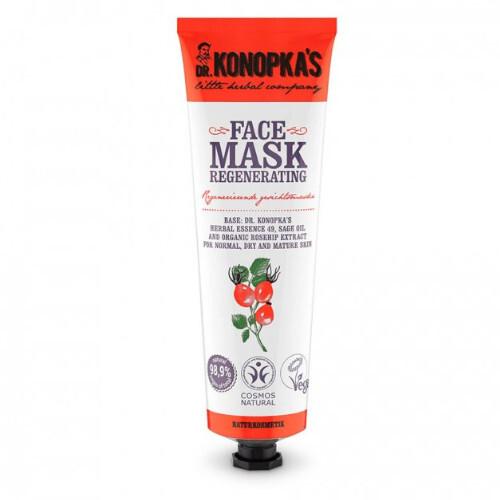 Dr.Konopka's Regenerační pleťová maska pro suchou pleť (Regenerating Face Mask) 75ml