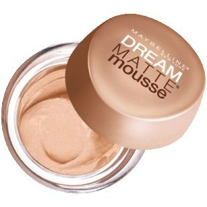 Maybelline Exkluzivní pěnový Make-up (Dream Matte mousse) 40 Fawn