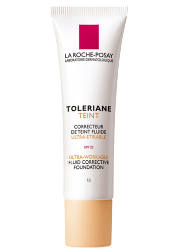 La Roche Posay Fluidní korektivní make-up Toleriane Teint SPF 25 (Fluid Corrective Foundation) 30 ml 13 Sand Beige