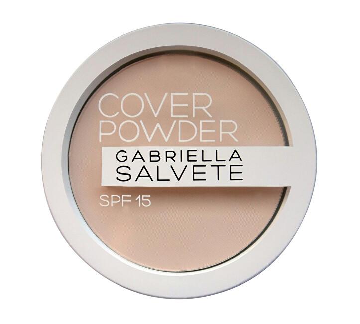 Gabriella Salvete Kompaktní pudr SPF 15 Cover Powder 01 Ivory