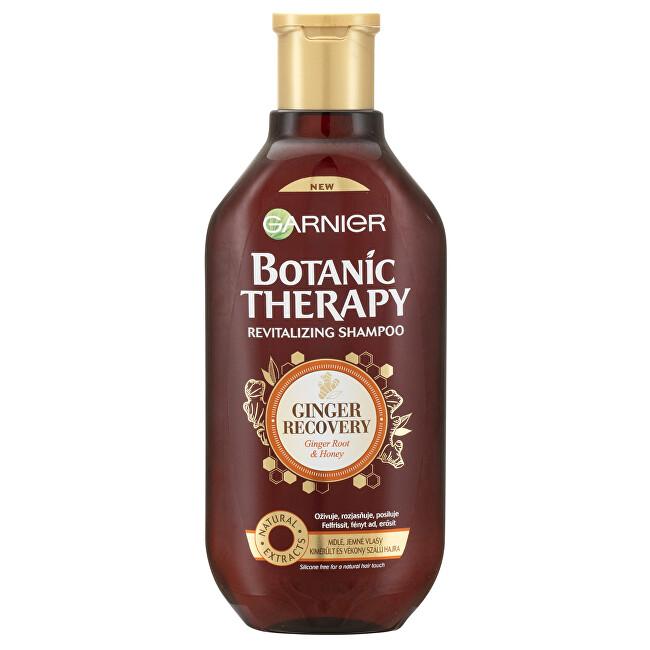 Garnier Revitalizační šampon se zázvorem a medem pro mdlé a jemné vlasy Botanic Therapy (Revitalizing Shampoo) 250 ml