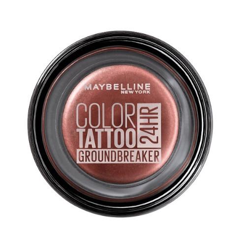 Maybelline Gelové oční stíny Color Tattoo 4 g 230 Groundbreaker