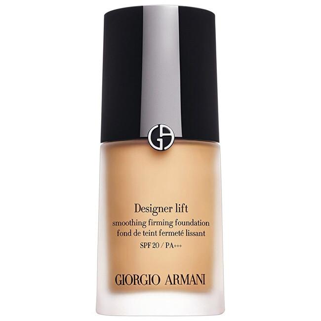 Giorgio Armani Omlazující tekutý make-up a podkladová báze Designer Lift SPF 20 (Smoothing Firming Foundation) 30 ml 02