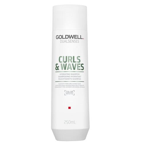 Goldwell Hydratačný šampón pre vlnité a kučeravé vlasy Dualsenses Curl s & Waves (Hydrating Shampoo) 250 ml