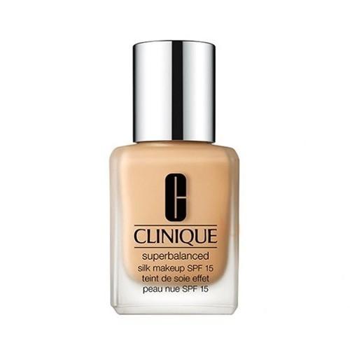 Clinique Hedvábně jemný make-up pro smíšenou a mastnou pleť Superbalanced SPF 15 (Silk Make-Up) 30 ml 13 Silk Vanilla