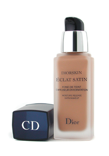Dior Hydratační make-up (Diorskin Eclat Satin) 30 ml Light Beige