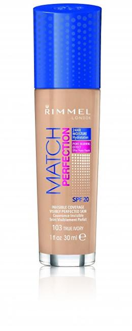 Rimmel London Match Perfection Foundation SPF15 300 Sand 30 ml