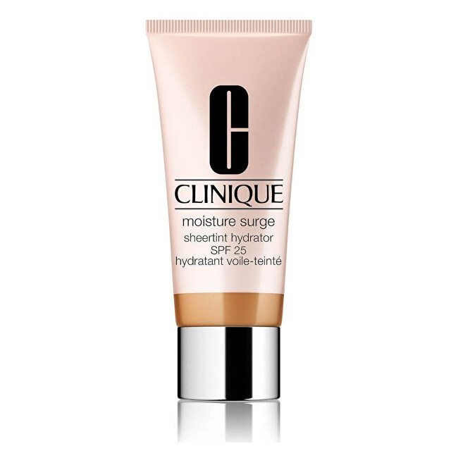 Clinique Hydratační make-up Moisture Surge SPF 25 (Sheertint Hydrator) 40 ml Universal Light
