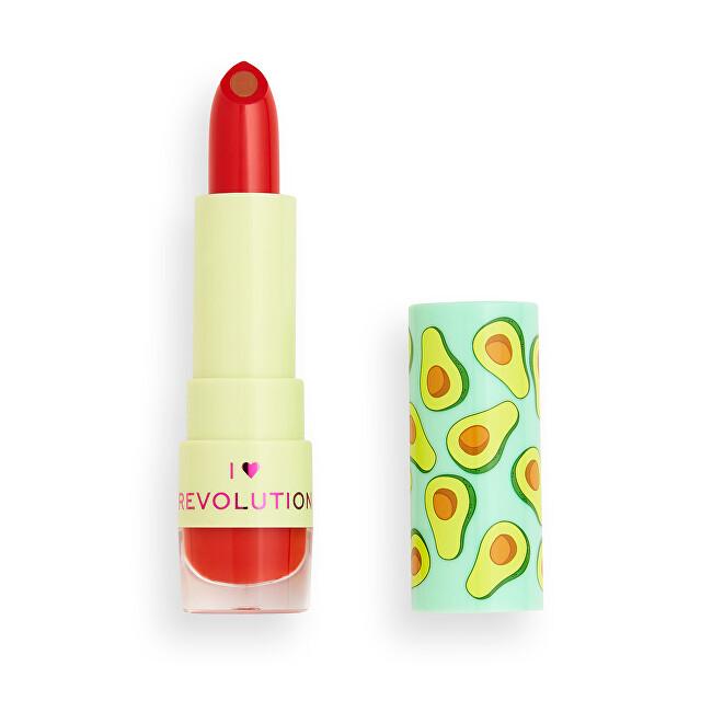 I Heart Revolution Rtěnka Tasty Avocado (Lipstick) 3 g Smash