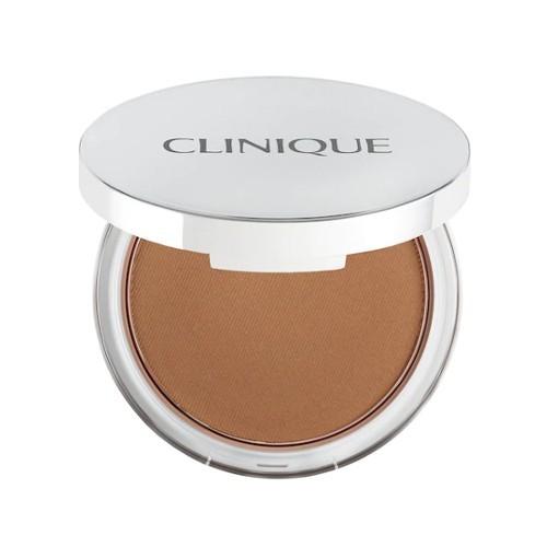 Clinique Kompaktní pudr pro dlouhotrvající matný vzhled (Stay-Matte Sheer Pressed Powder) 7,6 g 101 Invisible Matte