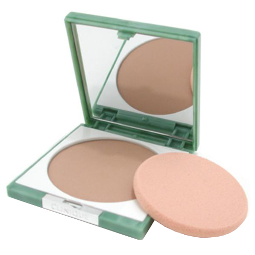 Clinique Kompaktní pudr s dvojím účinkem Superpowder (Double Face Powder) 10 g 02 Matte Beige (MF-P)
