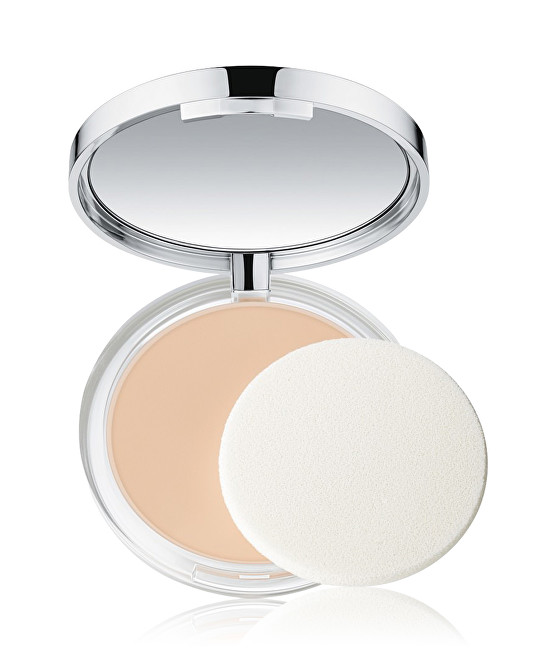 Clinique Kompaktní pudrový make-up Almost Powder SPF 15 (Powder Make-Up) 10 g 01 Fair (VF)