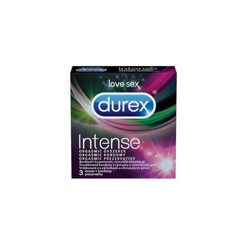 Durex Kondomy Intense 3 ks