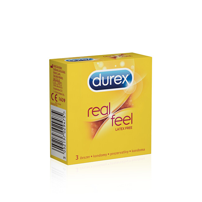 Durex Kondomy Real Feel 16 ks