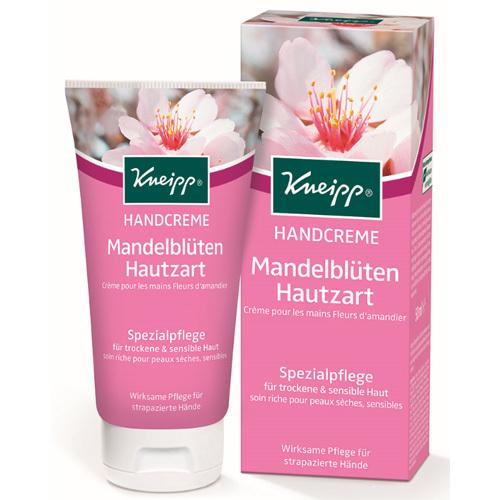 Kneipp Krém na ruky Mandlové kvety 75 ml