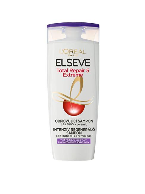 Fotografie L\´Oréal Paris Obnovující šampon pro suché a poškozené vlasy Elseve Total Repair Extreme 400 ml