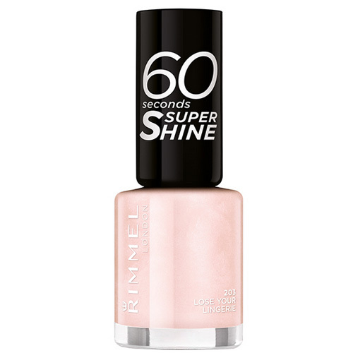 Rimmel Lak na nehty 60 Seconds Super Shine 8 ml 322 Neon Fest By Rita Ora