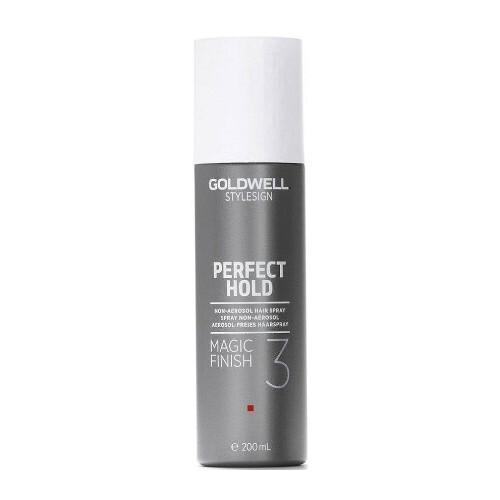 Goldwell Lak na vlasy pre lesk bez aerosolu Stylesign (Perfect Hold Magic Finish 3) 500 ml