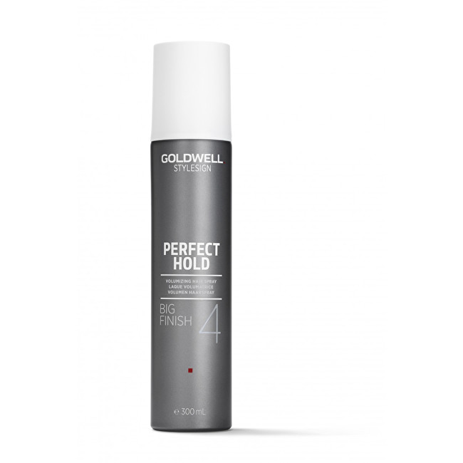 Goldwell Lak na vlasy pro objem Big Finish 4 Stylesign Volume (Perfect Hold Volume Hair Spray) 300 ml