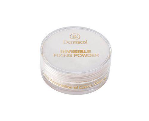Dermacol Lehký fixační pudr (Invisible Fixing Powder) 13 g Light