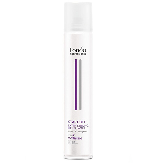 Londa Professional Extra silne tužiaci lak na vlasy Štart Off Extra Strong Laque 500 ml