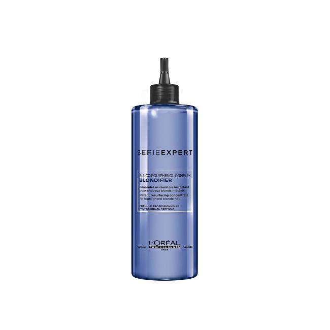 L´Oréal Professionnel Koncentrát pro obnovu povrchu zesvětlených blond vlasů Serie Expert Blondifier (Instant Resurfacing Concentrate) 400 ml