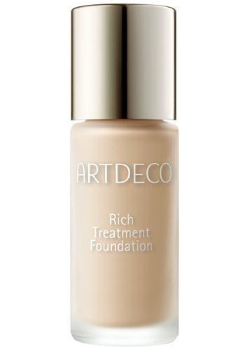 Artdeco luxusný krémový make-up (Rich Treatment Foundation) 20 ml 10 Sunny Shell