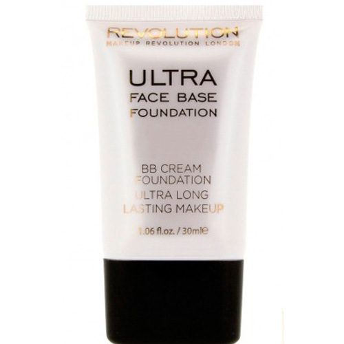 Makeup Revolution Make-up (Ultra Face Base FB) 30 ml 10 Mid Tone